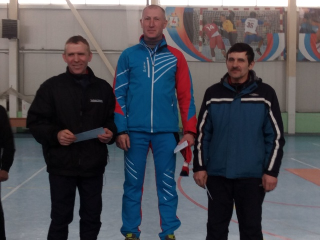 Лыжная гонка памяти О. Ванюшина