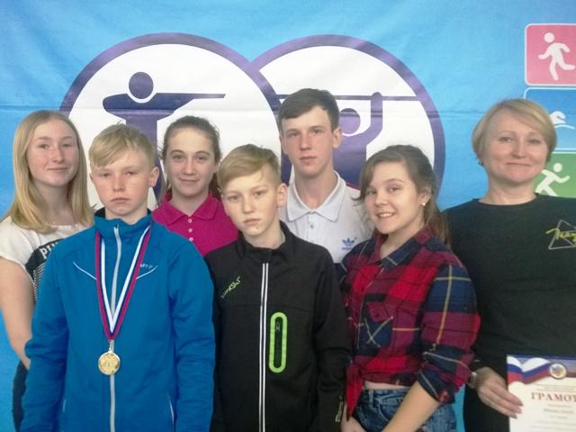 А. Юдинцев — чемпион России