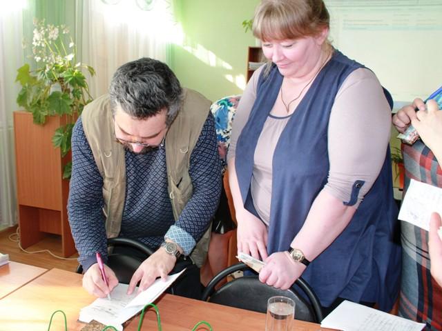 Николай Морохин – о своих книгах