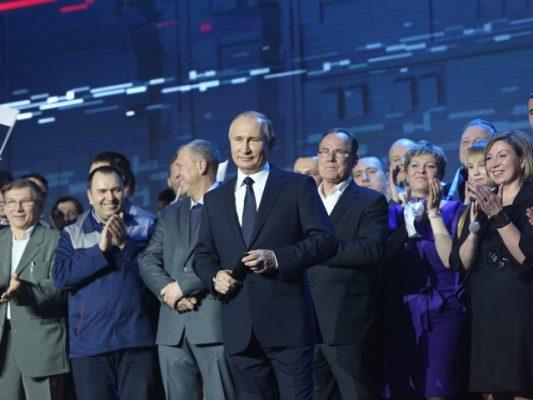 Знаковое решение Владимира Путина