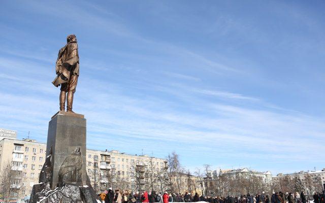 150-лет со дня рождения М. Горького