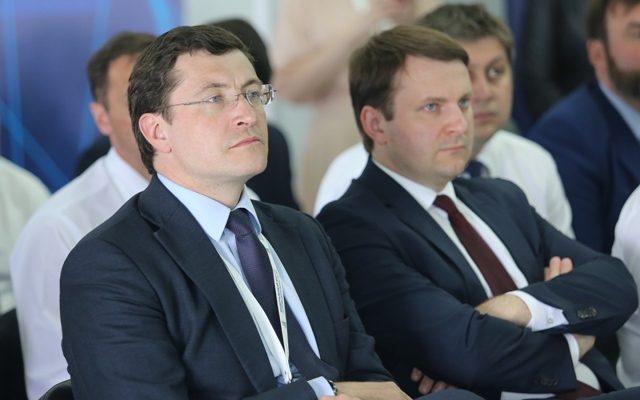 Глеб Никитин подписал соглашение с Агентством