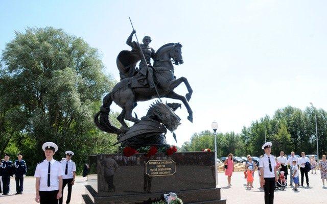 Площадь Георгия Победоносца