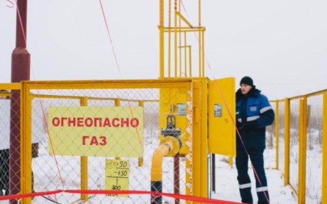 Пуск газа в Уренском районе