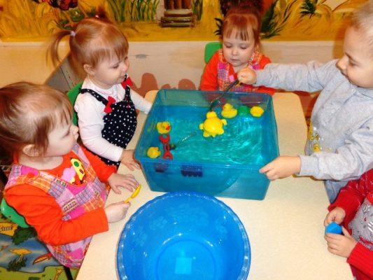 Бережливые технологии в детских садах