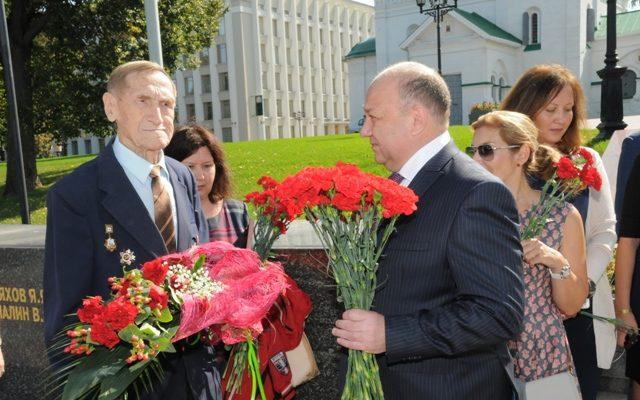 Дни Москвы стартовали в Нижегородской области