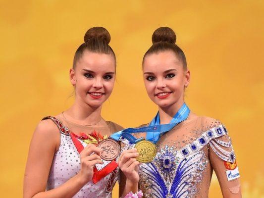 «Дина и Арина Аверины — золото нижегородской земли!»