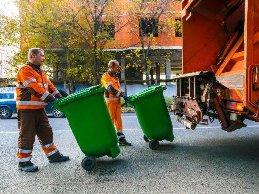 Социальная поддержка по оплате вывоза мусора