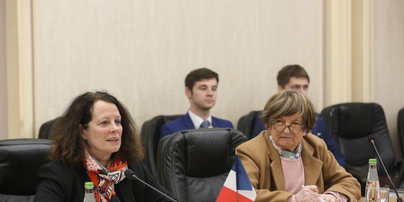 Послом Франции в Нижегородской области
