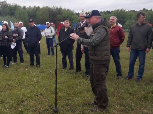 Депутат Госдумы принял участие в открытии межрайонного турслета молодежи в Ветлужском районе Нижегородской области.