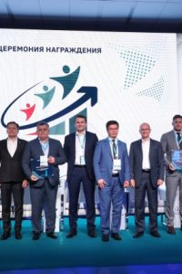 Глеб Никитин получил награду за лучший региональный центр компетенций