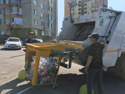 Порядка 6 тысяч мусорных контейнеров будет закуплено в Нижегородской области  в этом году