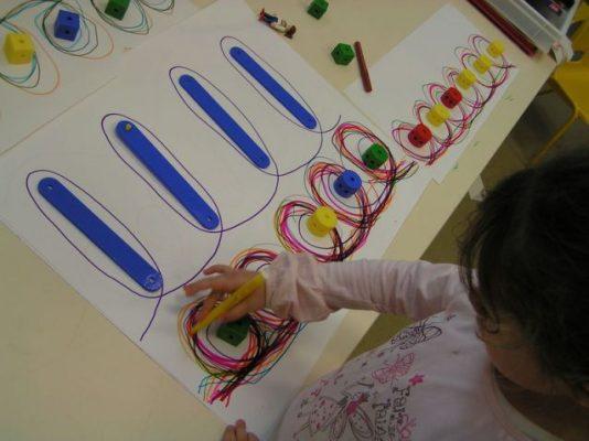 Графомоторные навыки у детей
