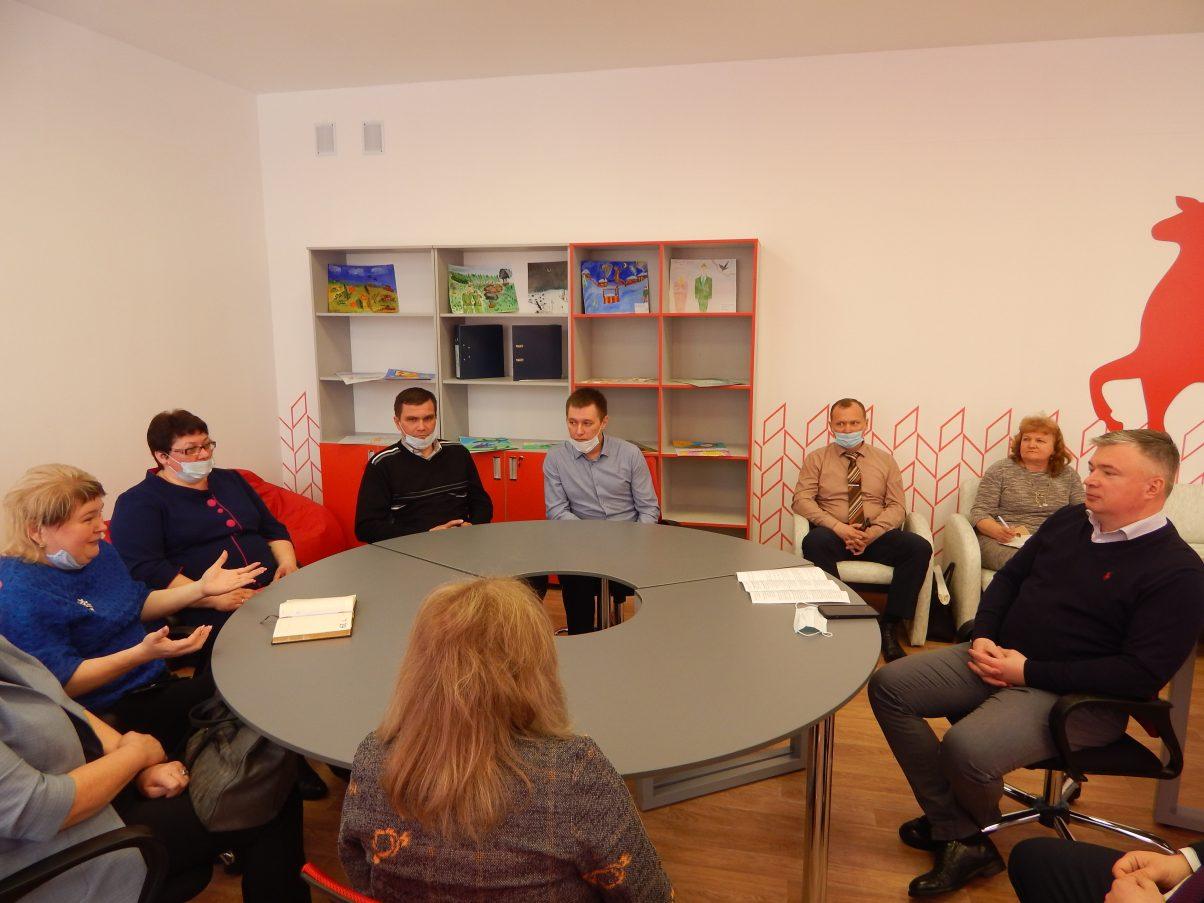 Артем Кавинов: «Федеральные проекты на территории дают только для дальнейшего развития»